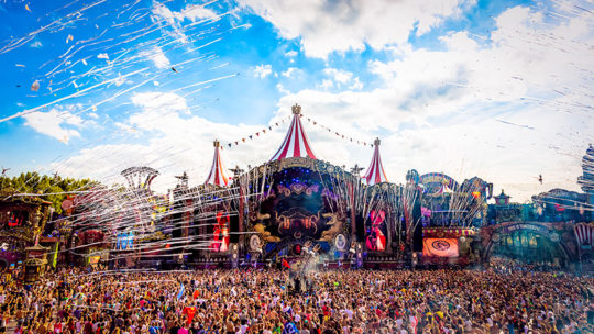 Tomorrowland : Le plus grand festival de Belgique