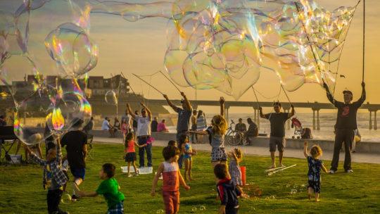 Spectacle pour les enfants à Bordeaux, le meilleur divertissement possible ?