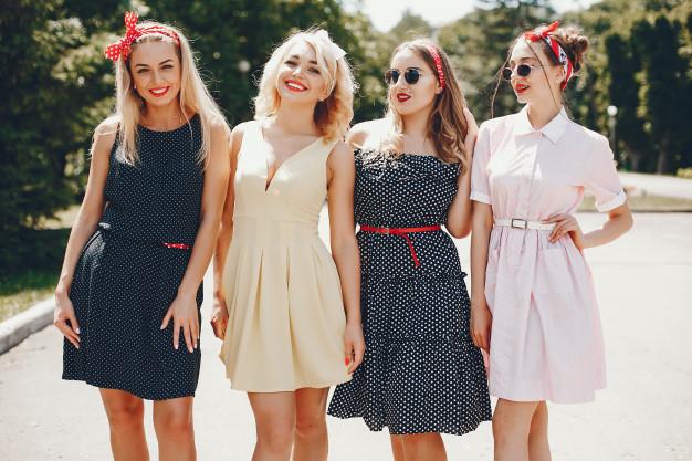 Quels types de robes vintage porter pour aller en festival cet été ?
